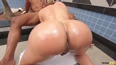 The Best Of Big Booty T-Girls