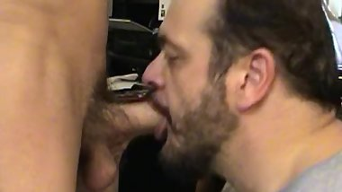 Birthday Wishes Feet for Lucky Faggot and Big Dick for homo to suck cum out
