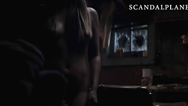 Riley Keough Nude Scene from 'Hold the Dark' On ScandalPlanet.Com