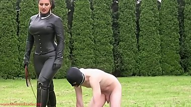 slave gets whipped 1