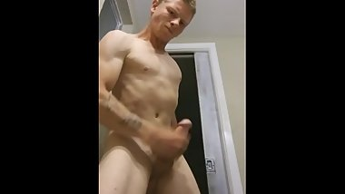 Fat white cock having fun