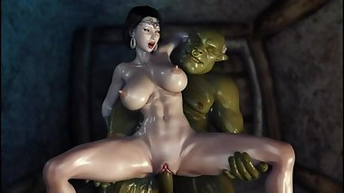 Secret Of Beauty - Orc Ritual
