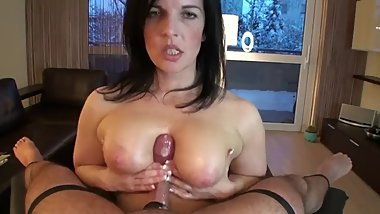 Best Mature Tits and Blowjob I've ever seen.