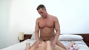 Blake Simmons in Straight Porn Made for Gay Men