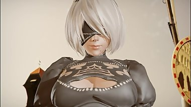 Honey Select 1.20 LRE - 2B (Nier)