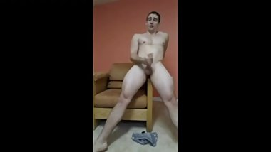 Cam Sexy Guy With Muscular Legs And A Monstrous Cock