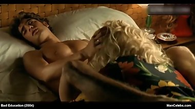 Male Celebs Alberto Ferreiro & Gael Garcia Bernal Nude and Hot Sex Scene
