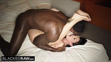 BLACKEDRAW Kissa Sins Always Gets An Alpha BBC