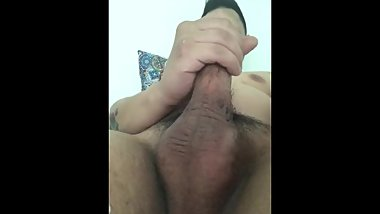 Asian cumming