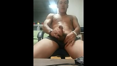 Korean hunk preview