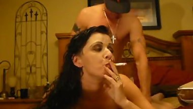 Smoking Slut 05