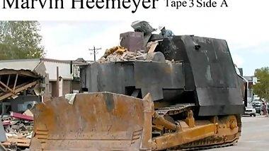 Marvin Heemeyer tells you to get off his driveway - ASMR