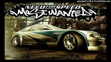 NFS MW - You Will Be Under My Wheels