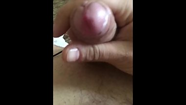 Jerk off with prostate massage