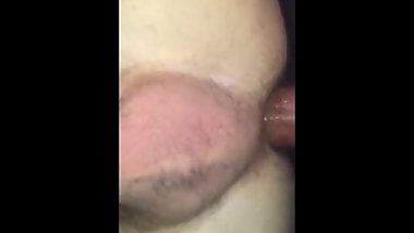My straight friend being fucked