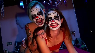 Lesbian Clown Killers from Outer Space - Special HALLOWEEN