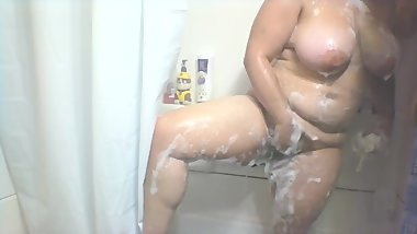 Watch me take a shower
