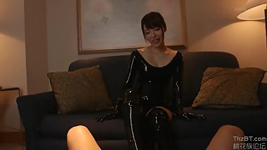Dasd372 japanese latex catsuit